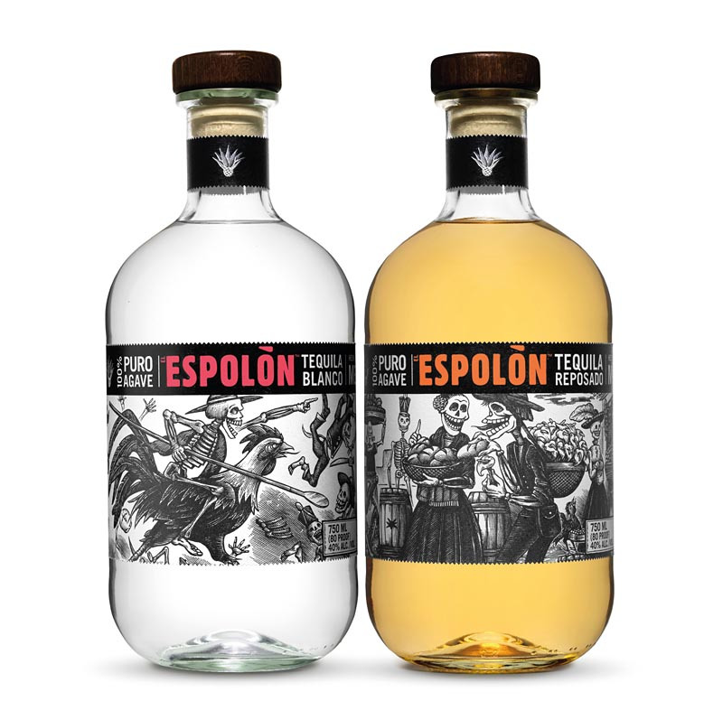 ESPOLON,_blanco_and_reposado