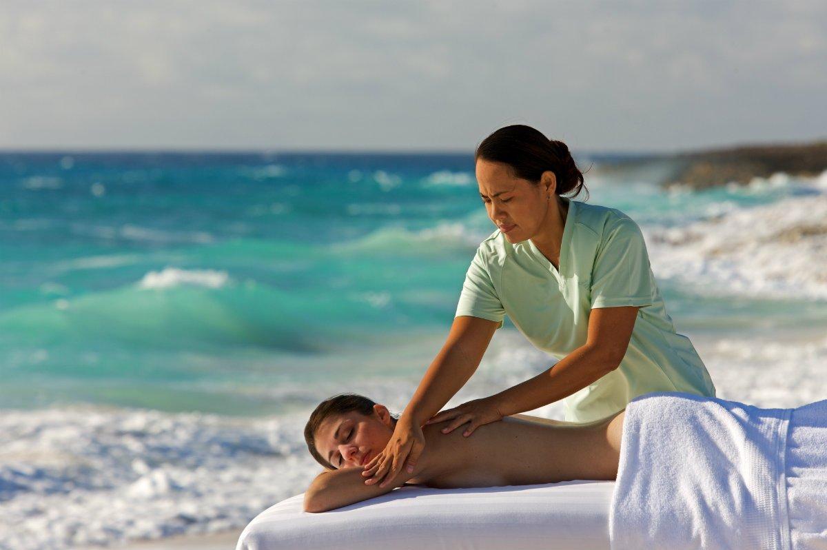 lesbian sex blue thai massage