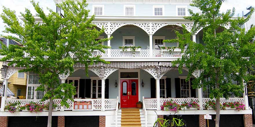 The virginia boutique luxury on the jersey shore good l for Best boutique hotels jersey shore