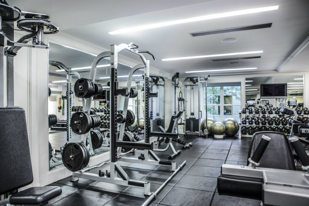 Best hotel gyms in the top 5 global cities pursuitist for Best boutique hotels nyc 2016