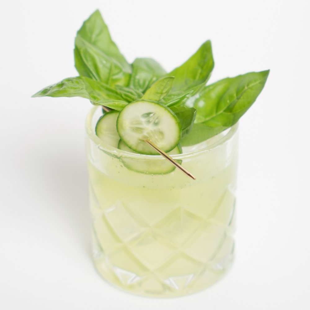 Cucumber Basil Smash 1000
