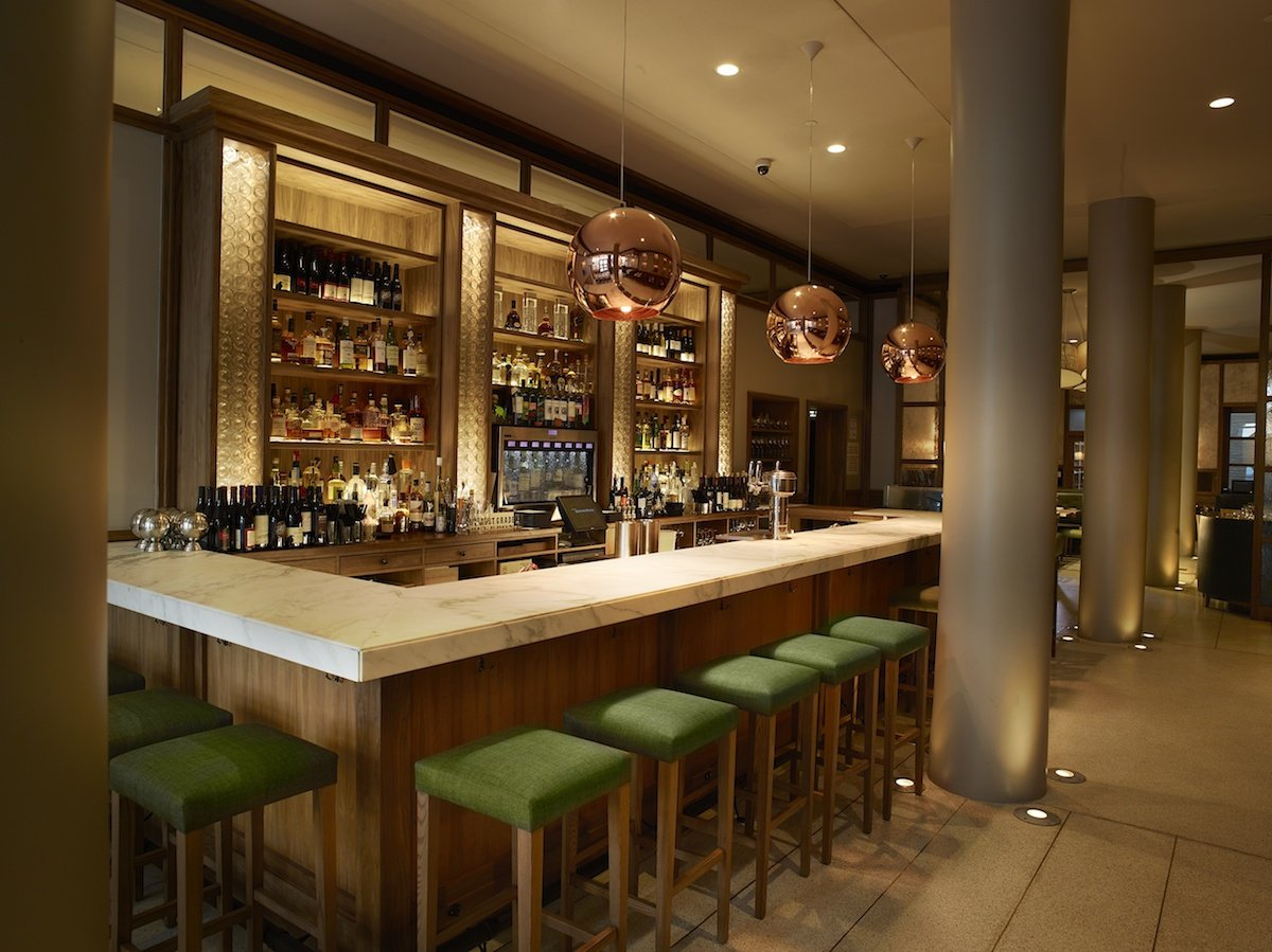 NYC - The Gander - Interior - Bar room - by Bill Milne