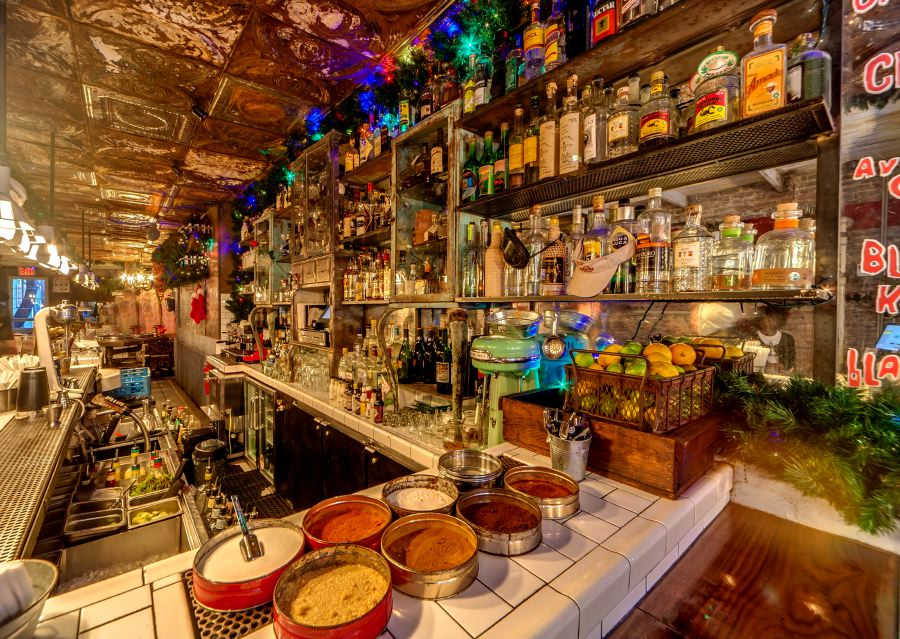 New York - Oficina Latina - Latin - Bar2